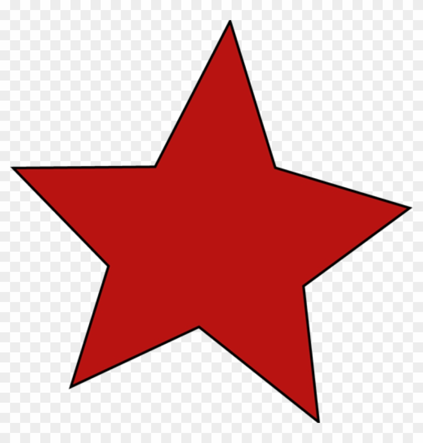 Stars Clipart - Red Star Clipart - Png Download #2252443