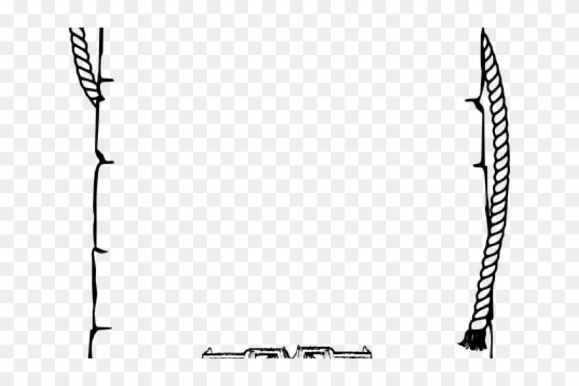 Rope Clipart Country Border - Border Clip Art - Png ...