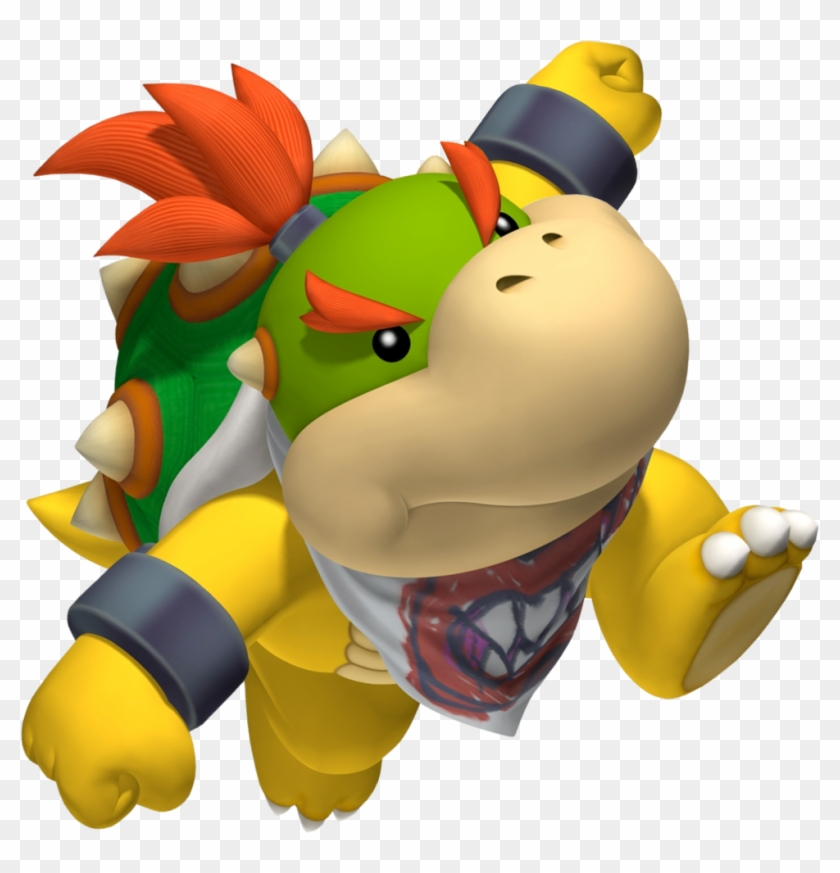 Keyboard Arrow Downreference Image Bowser Jr New Super