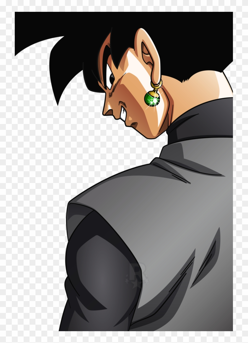 So I Haven't Been Too Pleased With Some Of These Goku-black - Black Goku Wallpaper Para Android Clipart #2266849