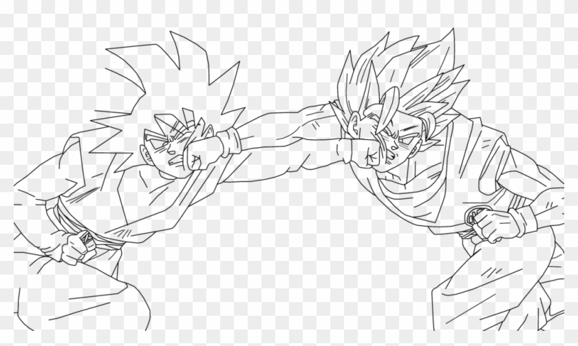 Gogeta Ssj4 Coloring Pages 6 By Stephanie - Gogeta Ssj4 Para ... | 504x840