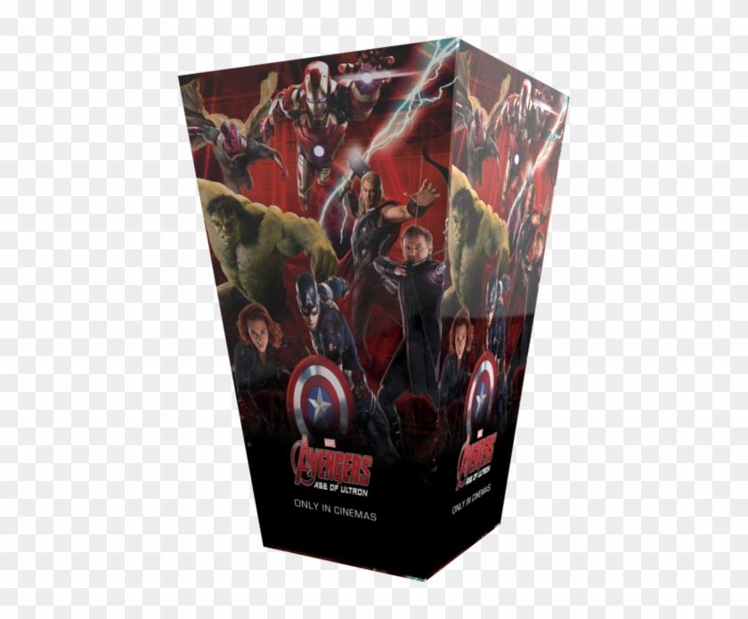 Marvel Studios Presents Avengers - Captain America Clipart #2274042