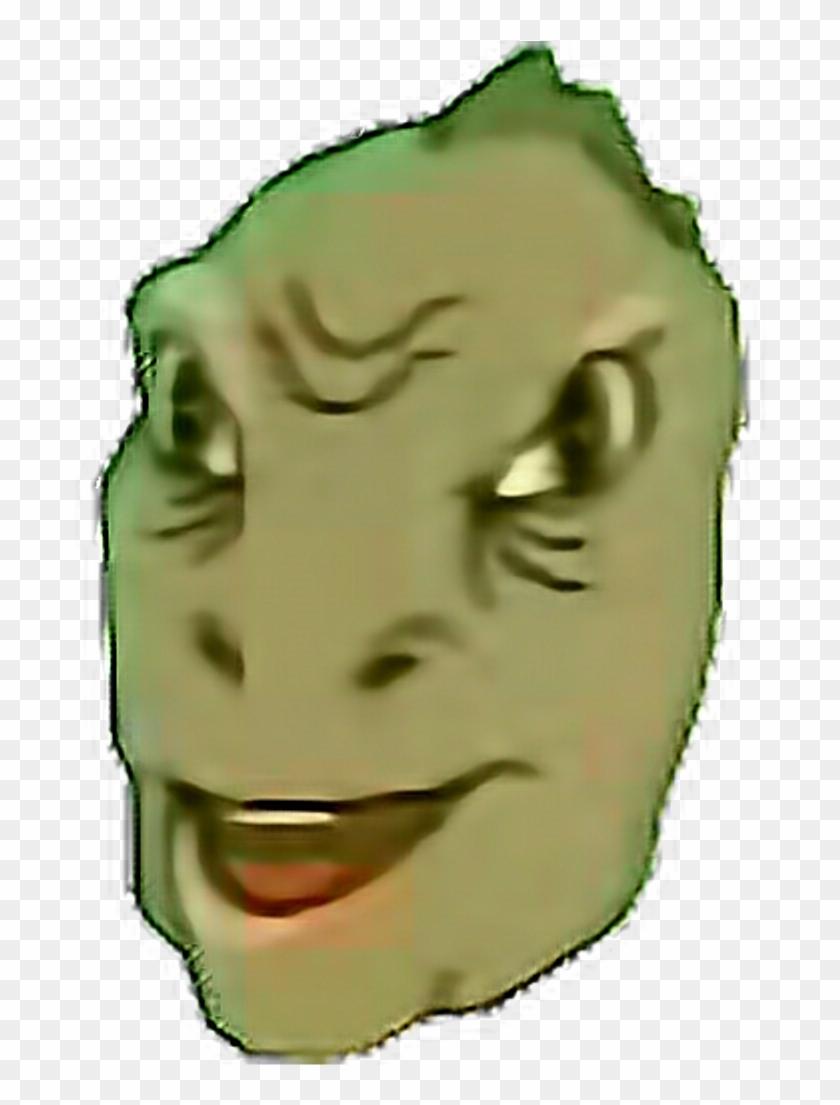 #meme #discord #emoji #emote #yee #freetoedit - Yee Dinosaur Png, Transparent Png #2275210