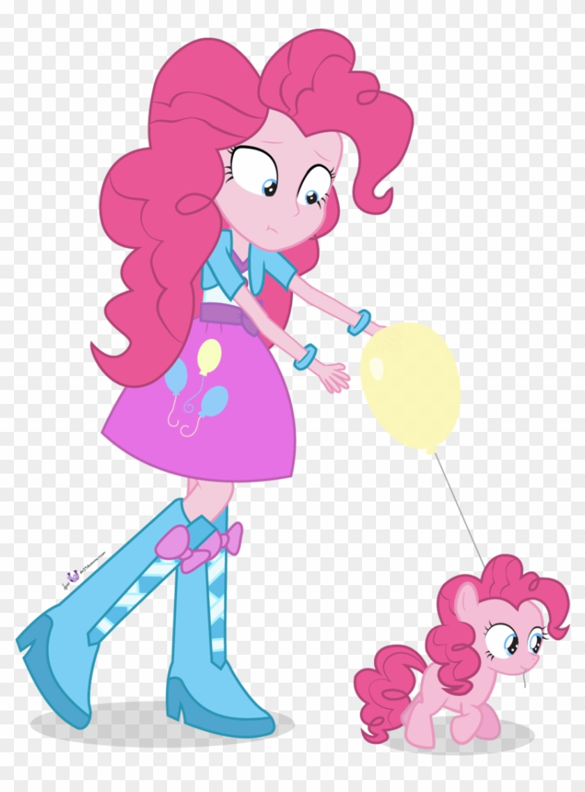 Pony And Eguestrian Girl Pinkie Pie Wallpaper Wpt7607915 My
