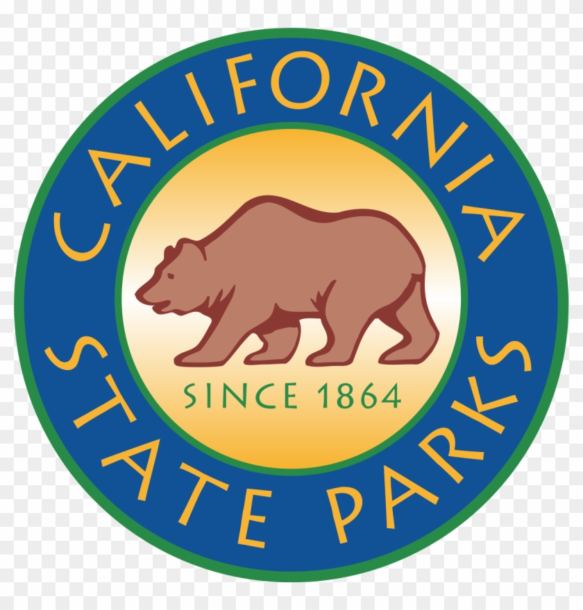 Parks And Rec - California State Parks Seal Clipart #2287036