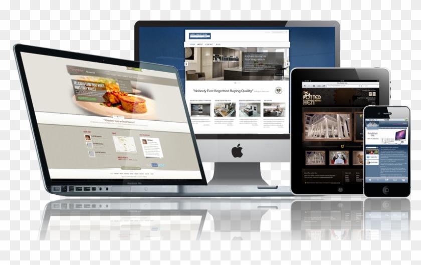 Website Design - Web Design Hd Png Clipart #2289951