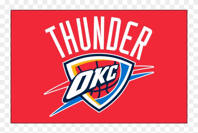 Oklahoma City Thunder Logos Iron On Stickers And Peel-off - Oklahoma City Thunder Clipart #2299363