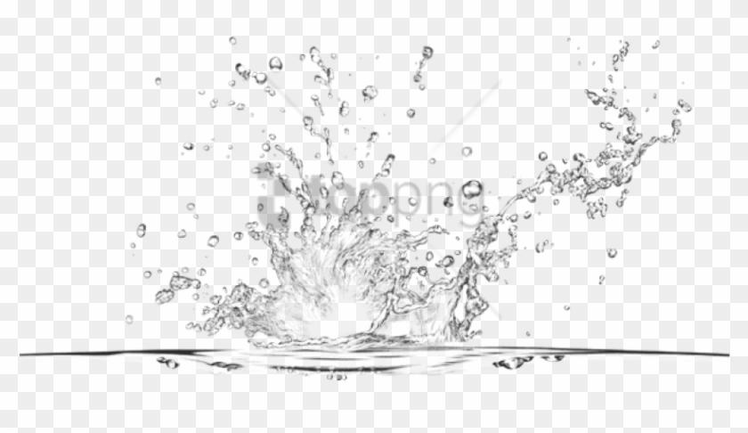 Free Png Download White Water Splash Png Png Images - White Water Splash Png Clipart #2299921