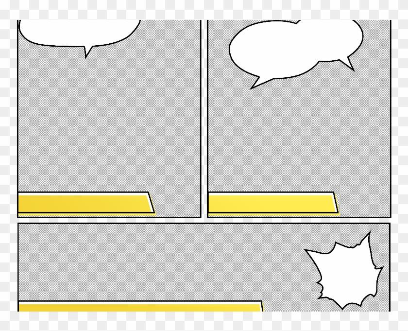 Comics Book Texture Photoshop Overlay Free - Illustration Clipart #230221