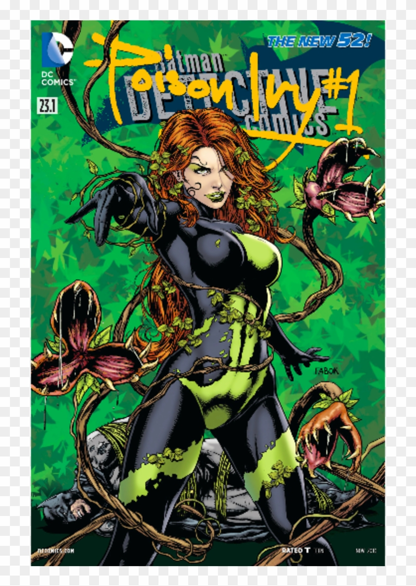 Kitty Pryde Is Arguably One Of The Best Young Female - Poison Ivy Cover Clipart #230455