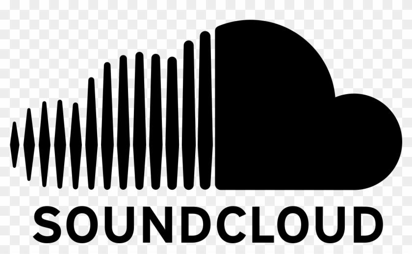 Soundcloud Logo Png Transparent & Svg Vector Freebie - Soundcloud Logo Png Black Clipart@pikpng.com