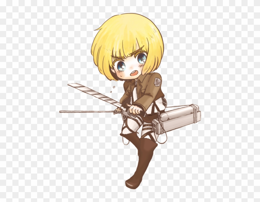 Shingeki No Kyojin Images Armin Arlert Wallpaper Armin Attack On Titan Chibi Clipart 234146 Pikpng