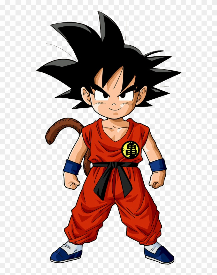 Dragon Ball Z - Dragon Ball Z Imagenes De Goku Clipart #234469