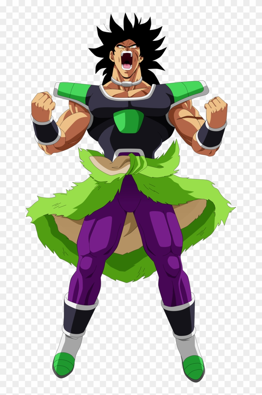Broly The Legendary Super Saiyan Ozaru Dragon Ball Super