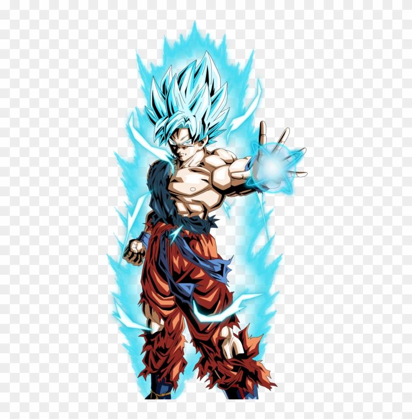 Make Goku And Vegeta Learn To Control Their God Ki - Imagenes De Dragon Ball Super Hd Clipart #237377