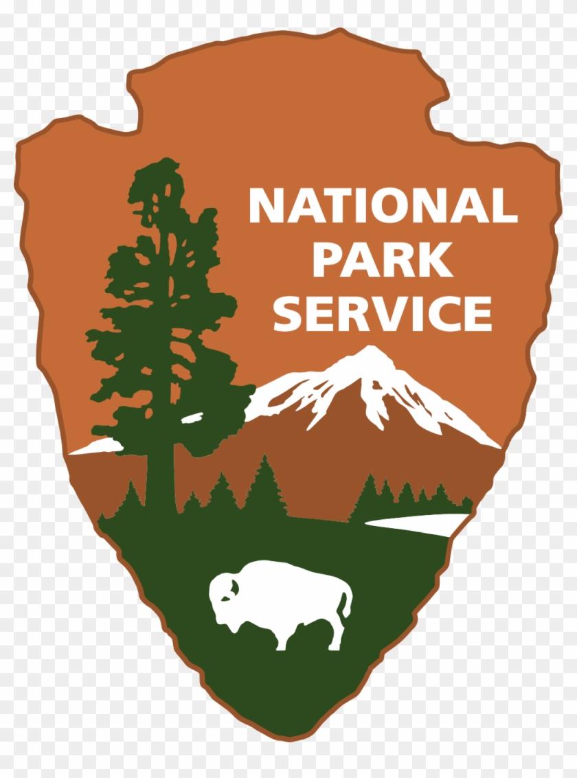 1000px Us Nationalparkservice Logo - National Park Service Logo Clipart #238946