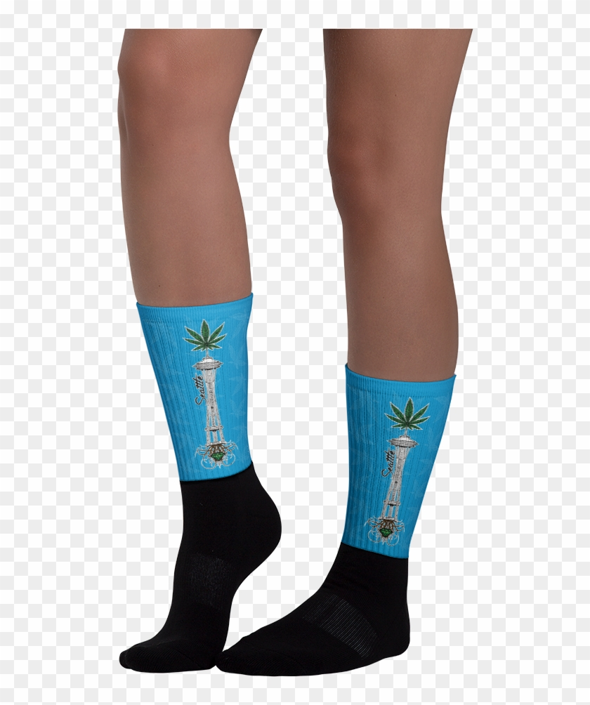 Seattle Space Needle - Lion King Socks Clipart #2305421