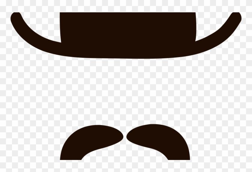 Mustache Clipart Design - Png Download #2307590