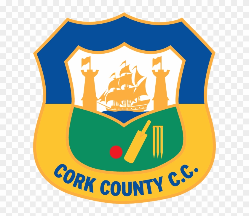 Cork County Cricket Club , Png Download - Cork County Cricket Club Clipart #2311846