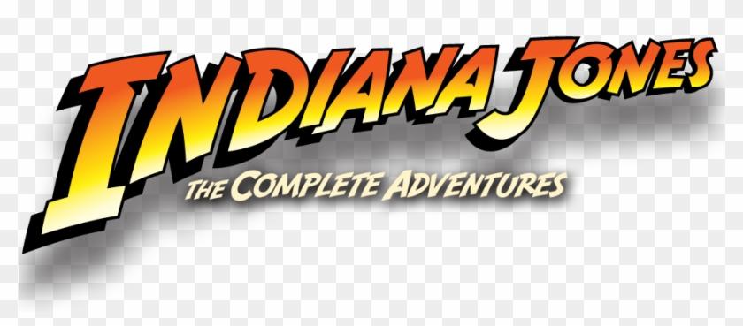 Indiana Jones Png - Indiana Jones The Complete Adventures Logo Clipart #2317172