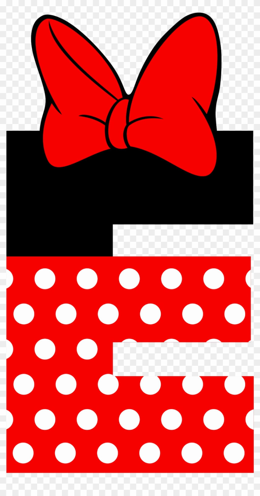 Minnie Mouse Clipart #2318725