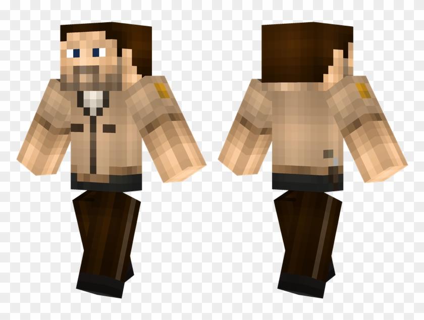 Minecraft Skin Superior Spiderman , Png Download - Capitão América Minecraft Skin Clipart #2318863