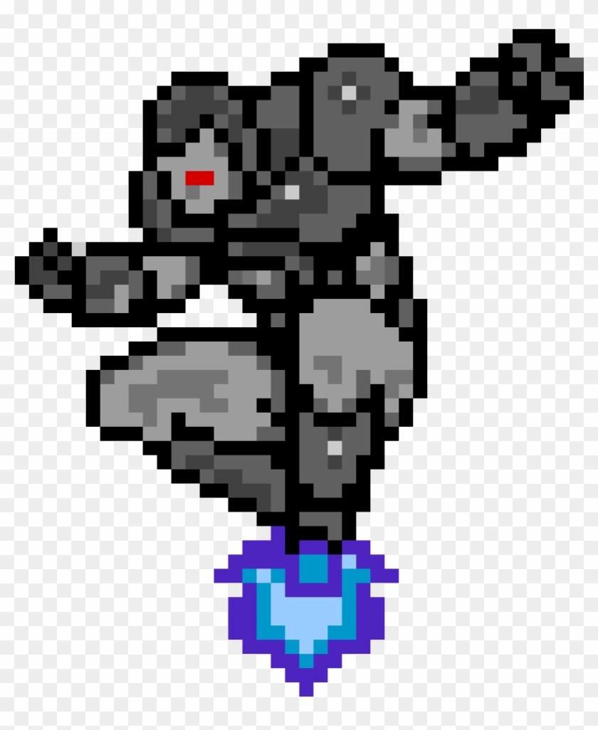 War Machine - Iron Man Transformation Gif Clipart #2320235