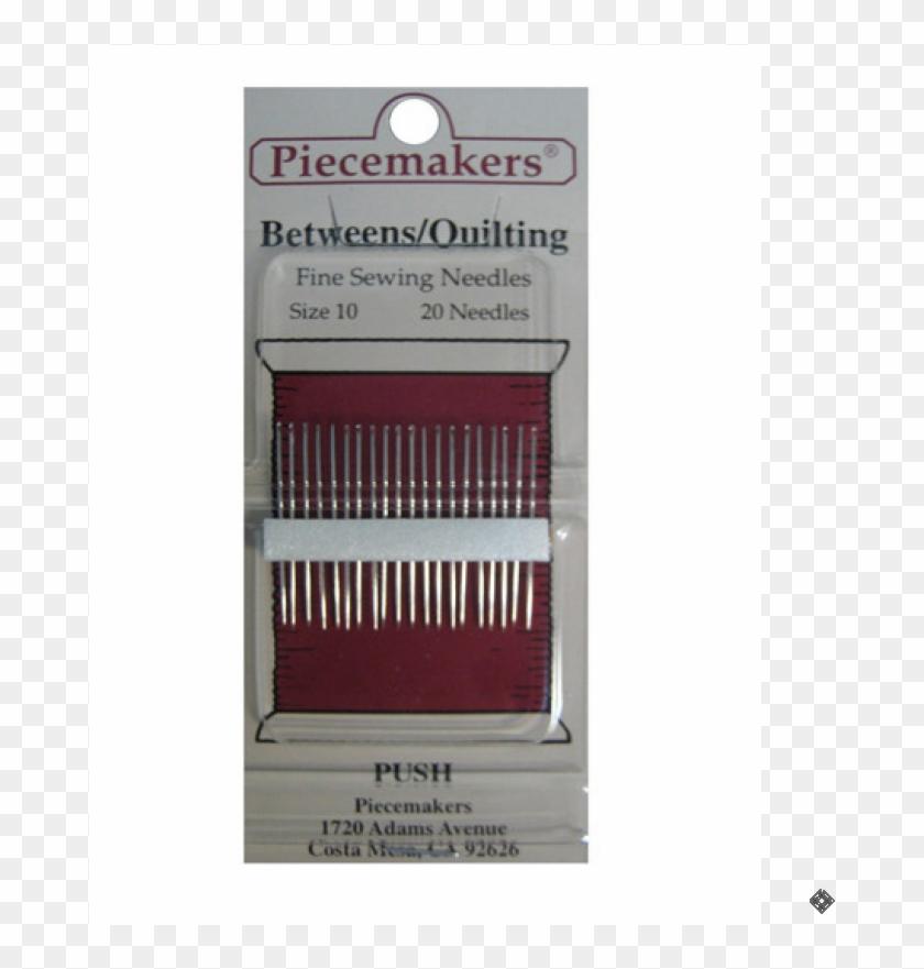 Needles Betweens/quilt Sz - Eyelash Extensions Clipart #2320818
