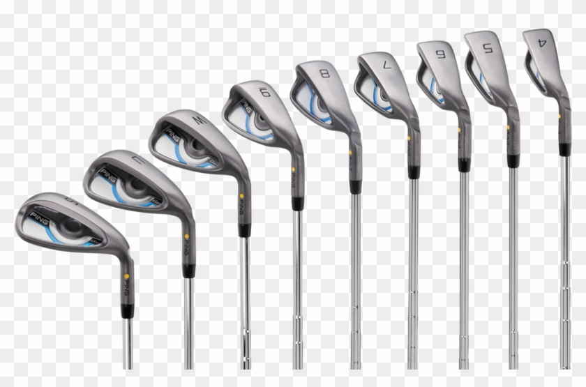 Players Needing Forgiveness On The Golf Course Gravitate - Golf Irons Png Clipart #2323513