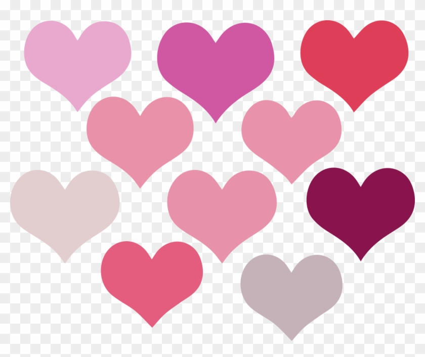 More Love Heart Clipart - Love Heart Clipart - Png Download #2328940