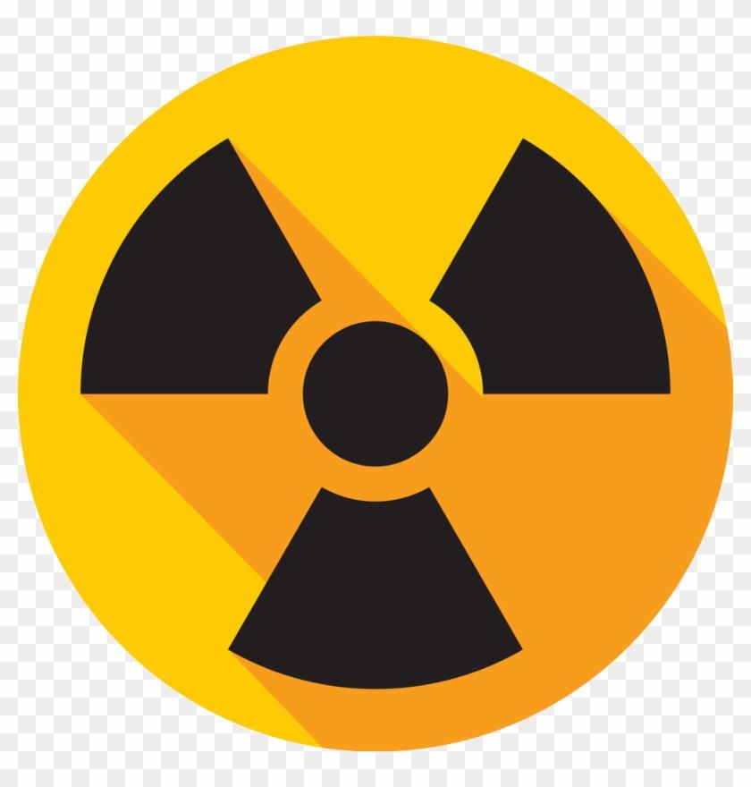 Radioactive Symbol Transparent Clipart #2330930