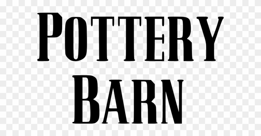 Pottery Barn Logo Clipart 2335404 Pikpng