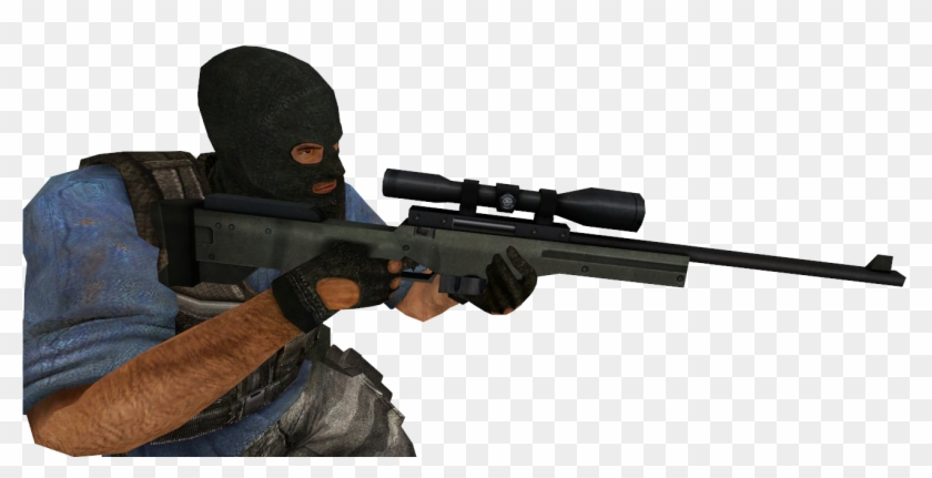 Transparent Awp Css - Counter Strike Gif Png Clipart