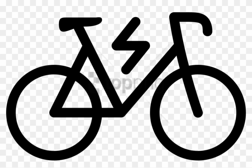 Free Png Bike Icon Png Image With Transparent Background Bicycle Symbol Vector Clipart 2352910 Pikpng