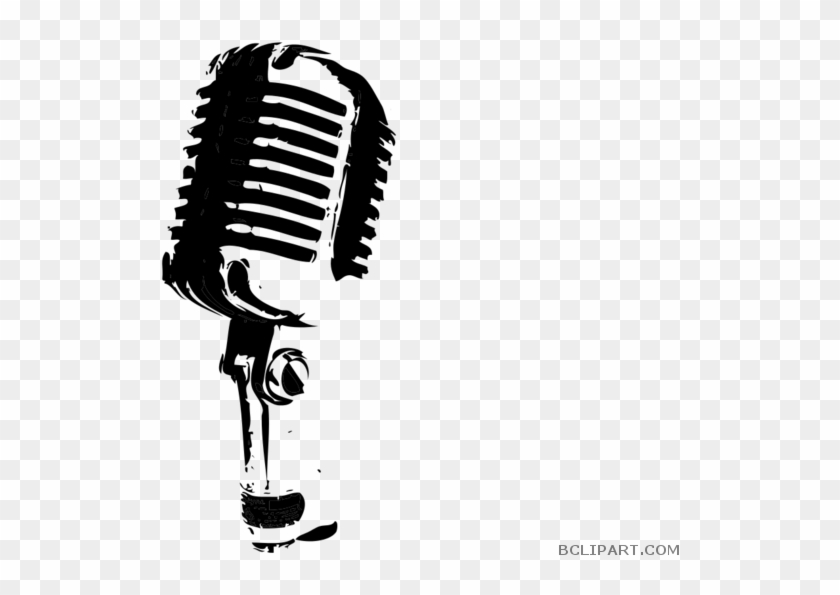 Clipart Resolution 905*1280 - Microphone Clip Art Png, Transparent Png -  577x1247(#1113203) - PngFind