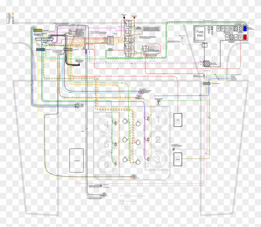 [SCHEMATICS_4FD]  Delorean Efi Wiring - Amp Research Step Wiring Diagram Clipart (#2364079) -  PikPng | Delorean Wiring Diagrams |  | PikPng