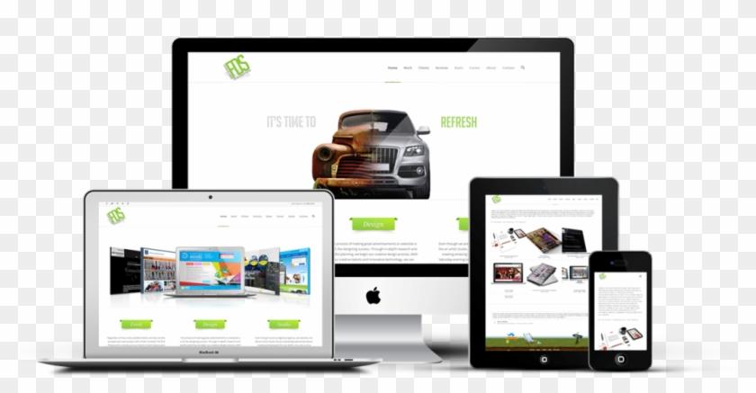 Responsive Website Design - Web Design Clipart #2370338