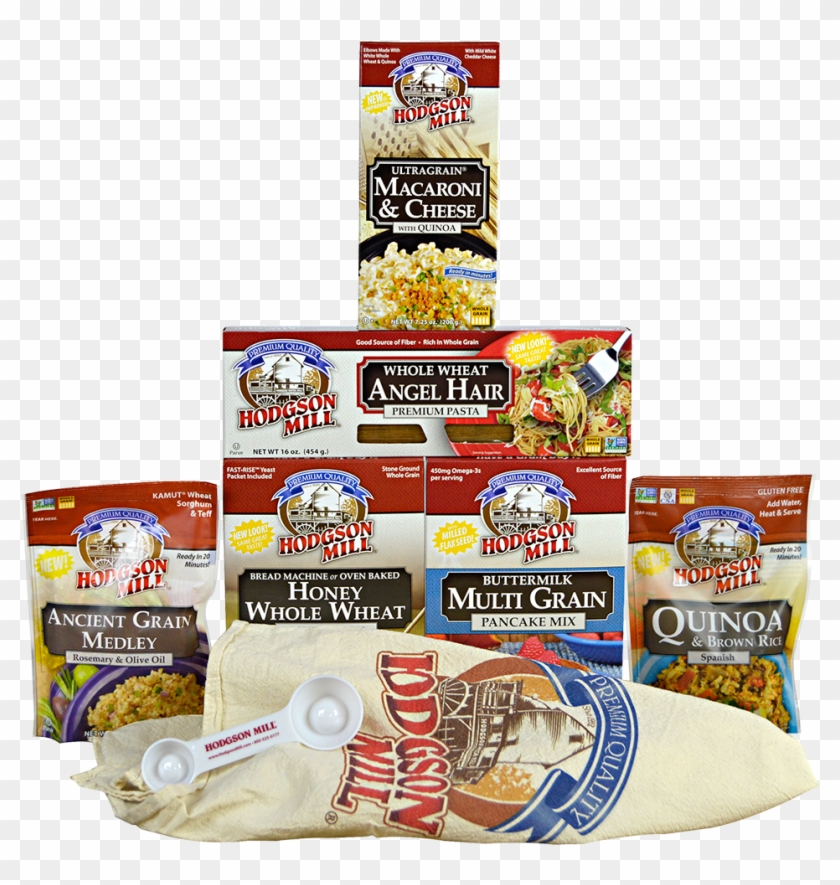 Bite-sized Whole Grains Gift Basket - Snack Clipart #2387960