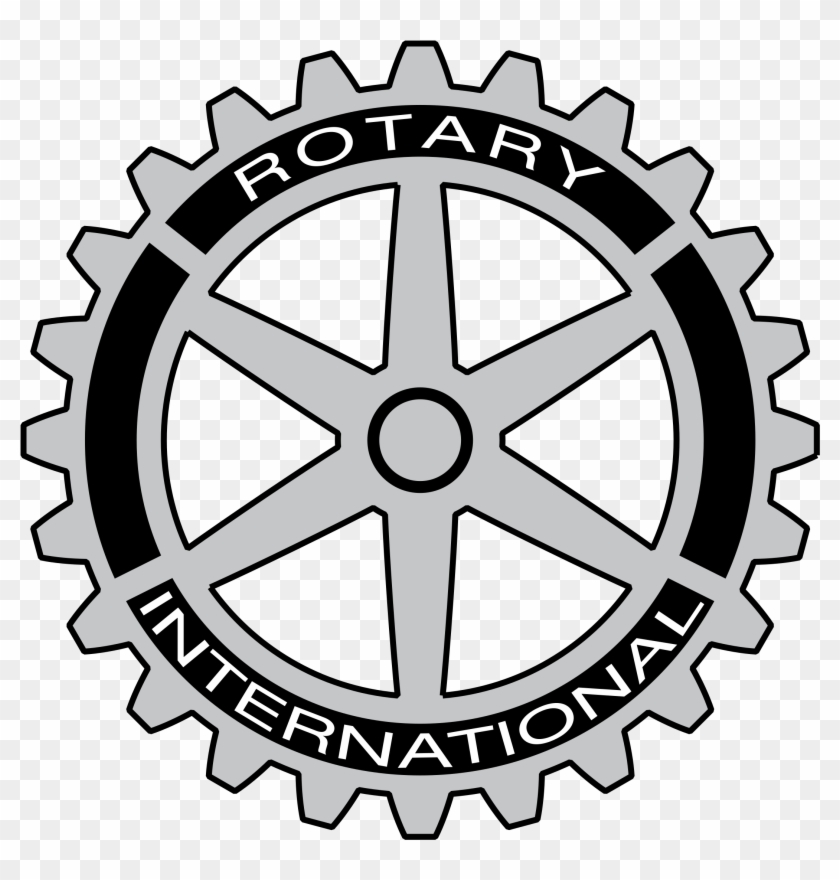 Rotary International Logo Png Transparent Svg Freebie - Rotary Club Clipart #2390294