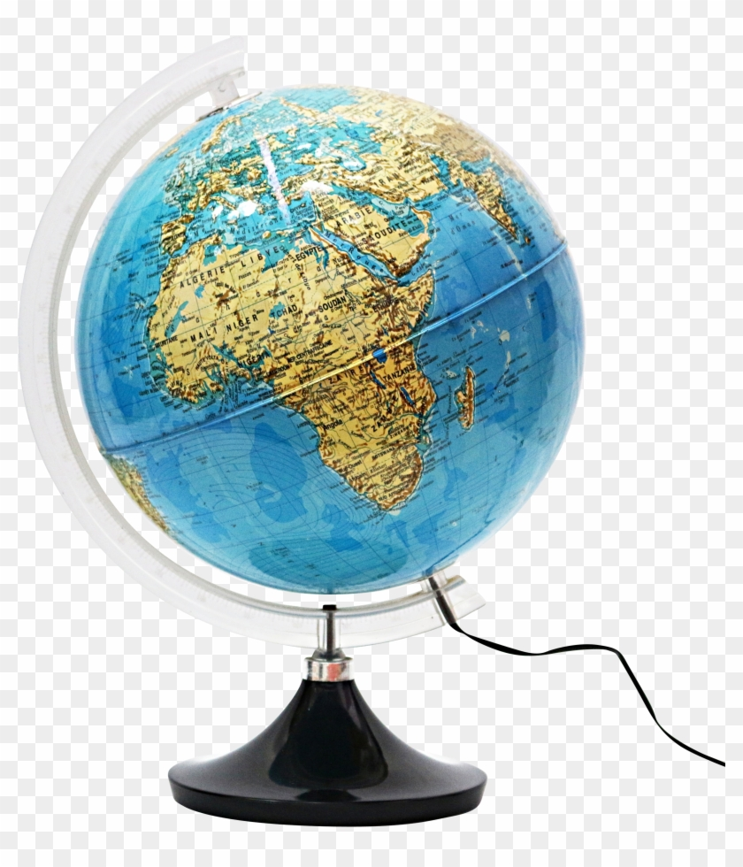 World Earth Map Terre Globe Terrestre Clipart 2399366 Pikpng
