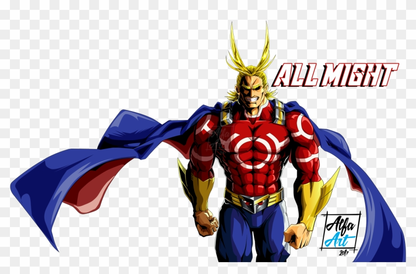 My Hero Academia Hd Wallpaper Imagenes De All Might