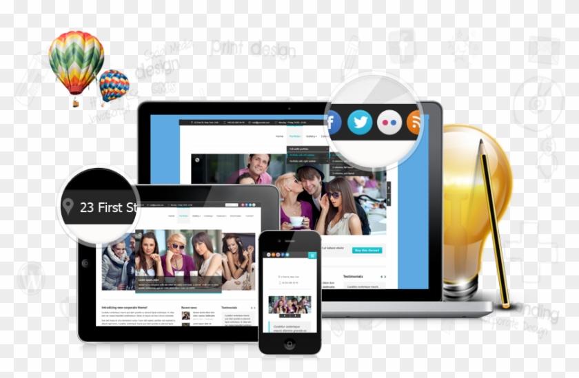 Web Designing - Web Design Branding Company Clipart #248428