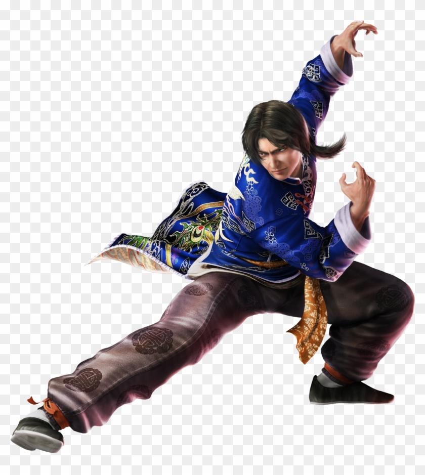 Newer Post Olde Yoshimitsu Tekken Lei Wulong Tekken 6 Clipart