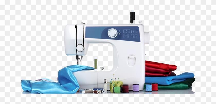 Sewing Machine - Sewing Machine Sewing Transparent Clipart #2410726