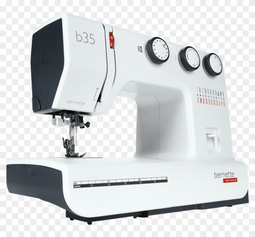 Bernette 35 Sewing Machine - Bernette B35 Sewing Machine Clipart #2410774