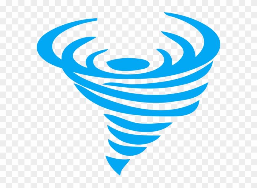 Swirl Clipart Hurricane - Tornado Clip Art - Png Download #2412513