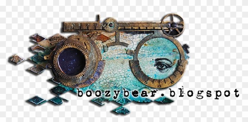 Boozybear - Circle Clipart #2422880