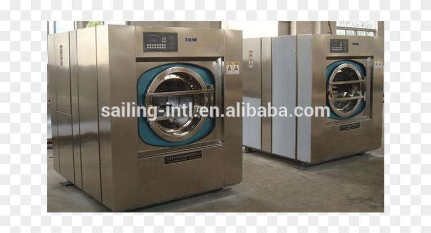 Automatic Industrial Washing Machine - Machine Tool Clipart #2433120