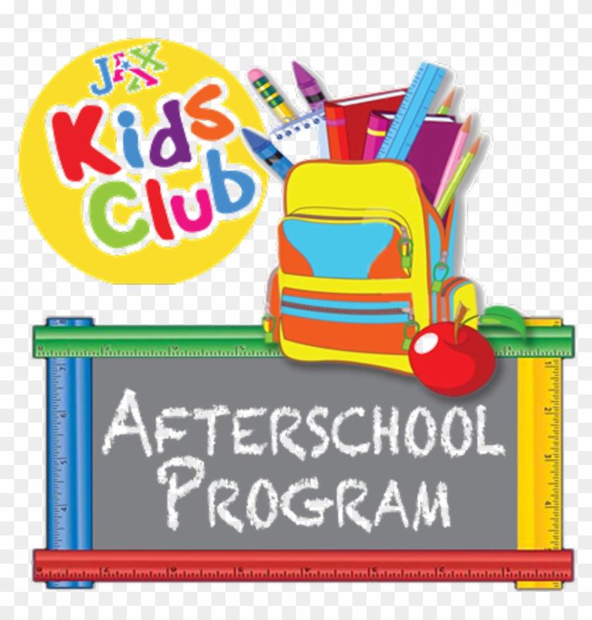 After School Cliparts - After School Clip Art - Png Download #2433504