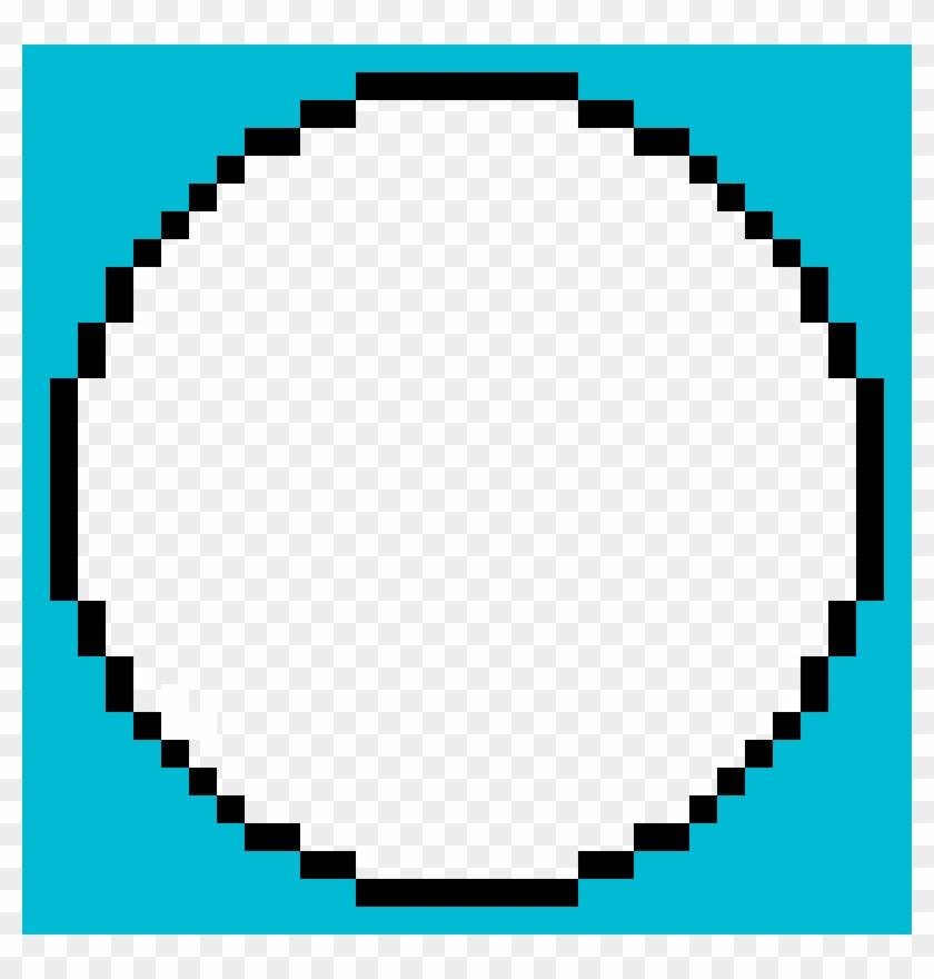 Rainbow Circle - Smirk Emoji Pixel Art Clipart #2434920